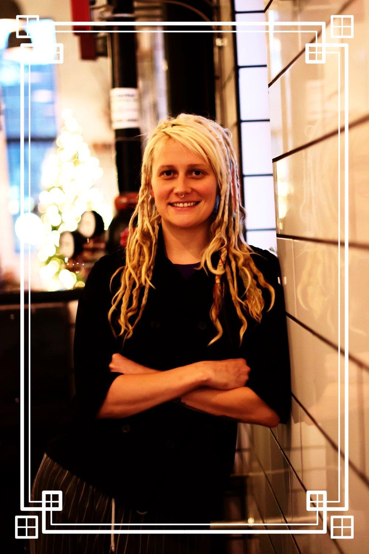 Abby Crossett       Executive Chef