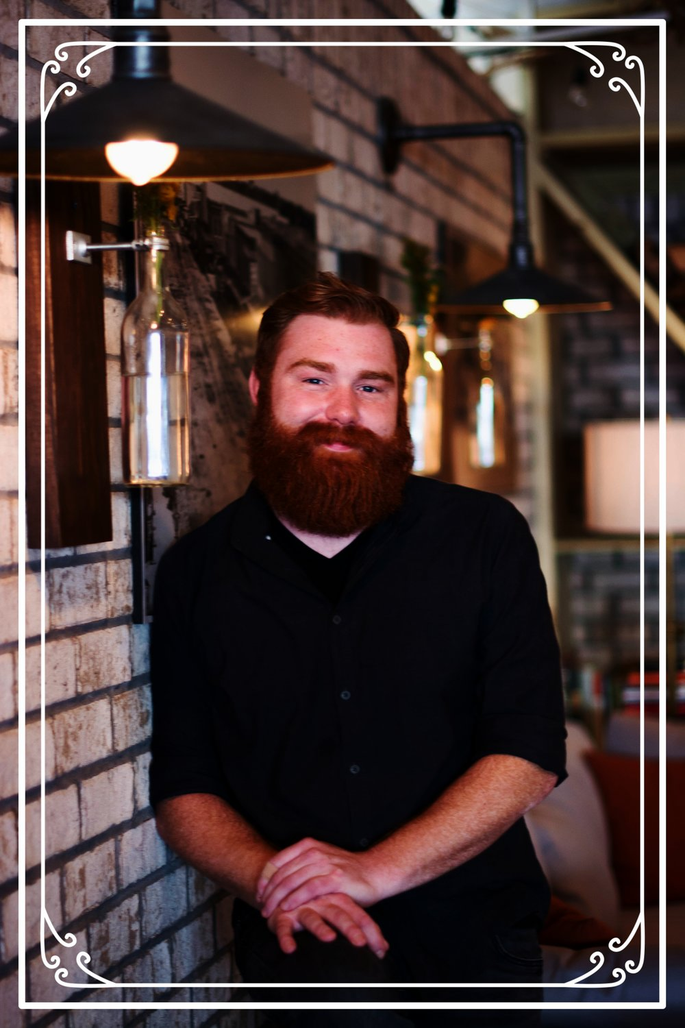 Dan William King                Beer Program Curator