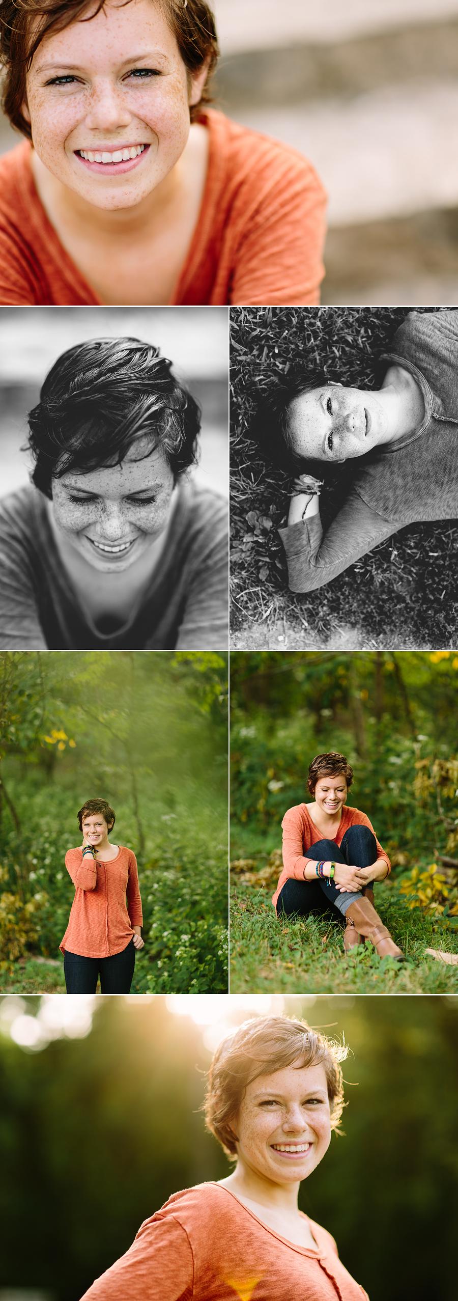 Nashville Senior Portraits