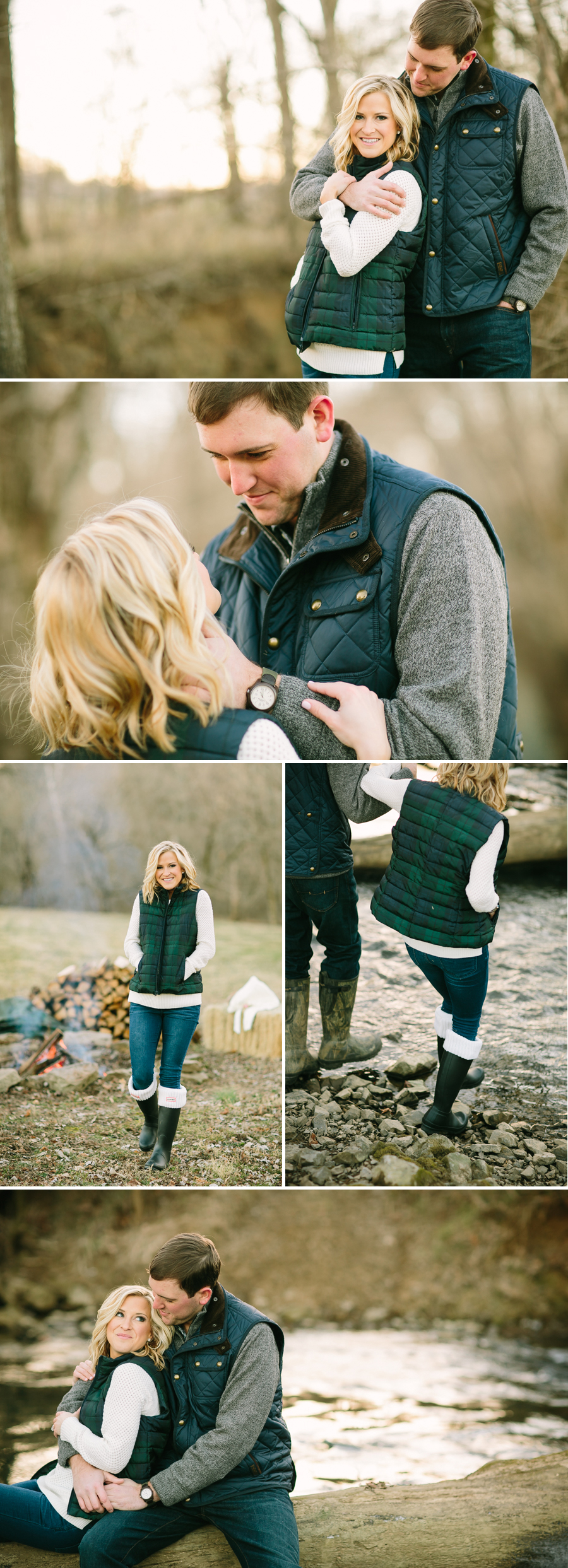 Franklin TN Farm Engagement Session