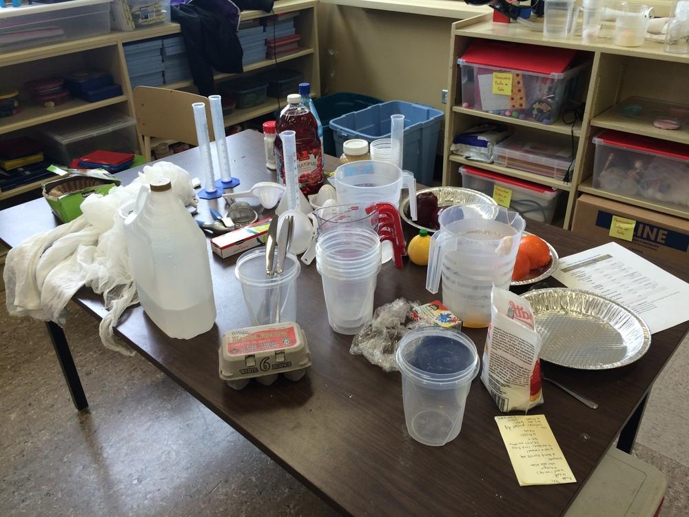 Atelier no 3 : Jus de pomme biotechno!