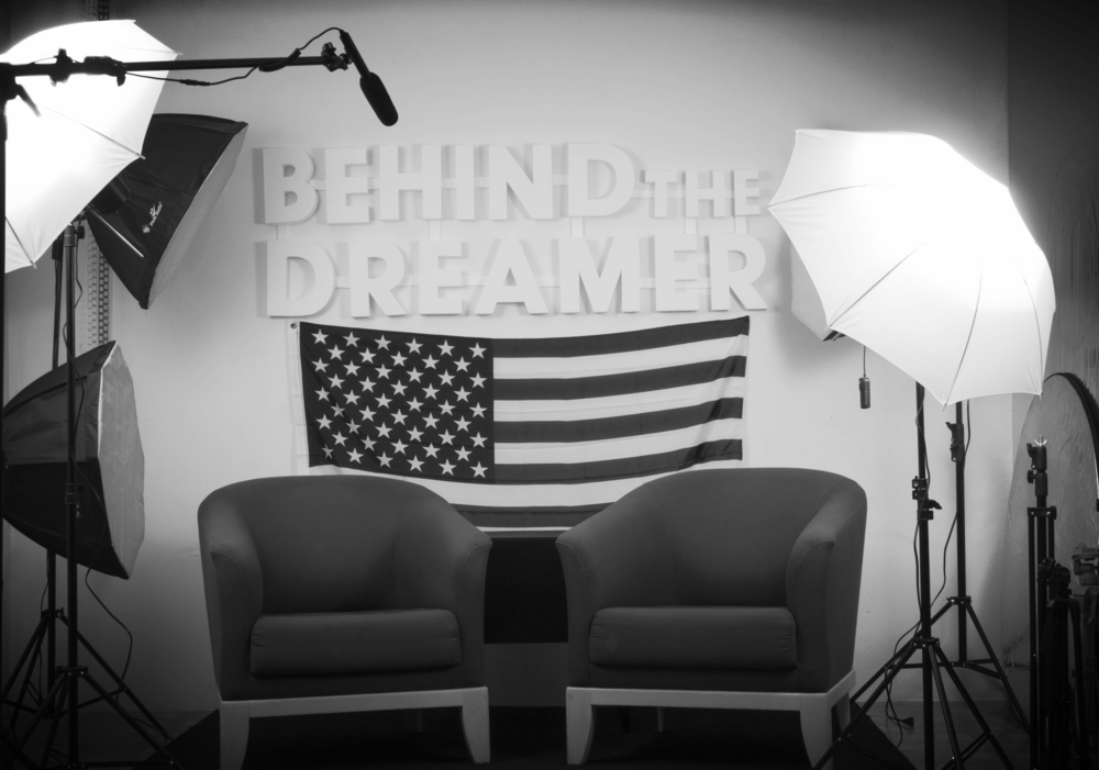 Behind the dreamer / defy The odds