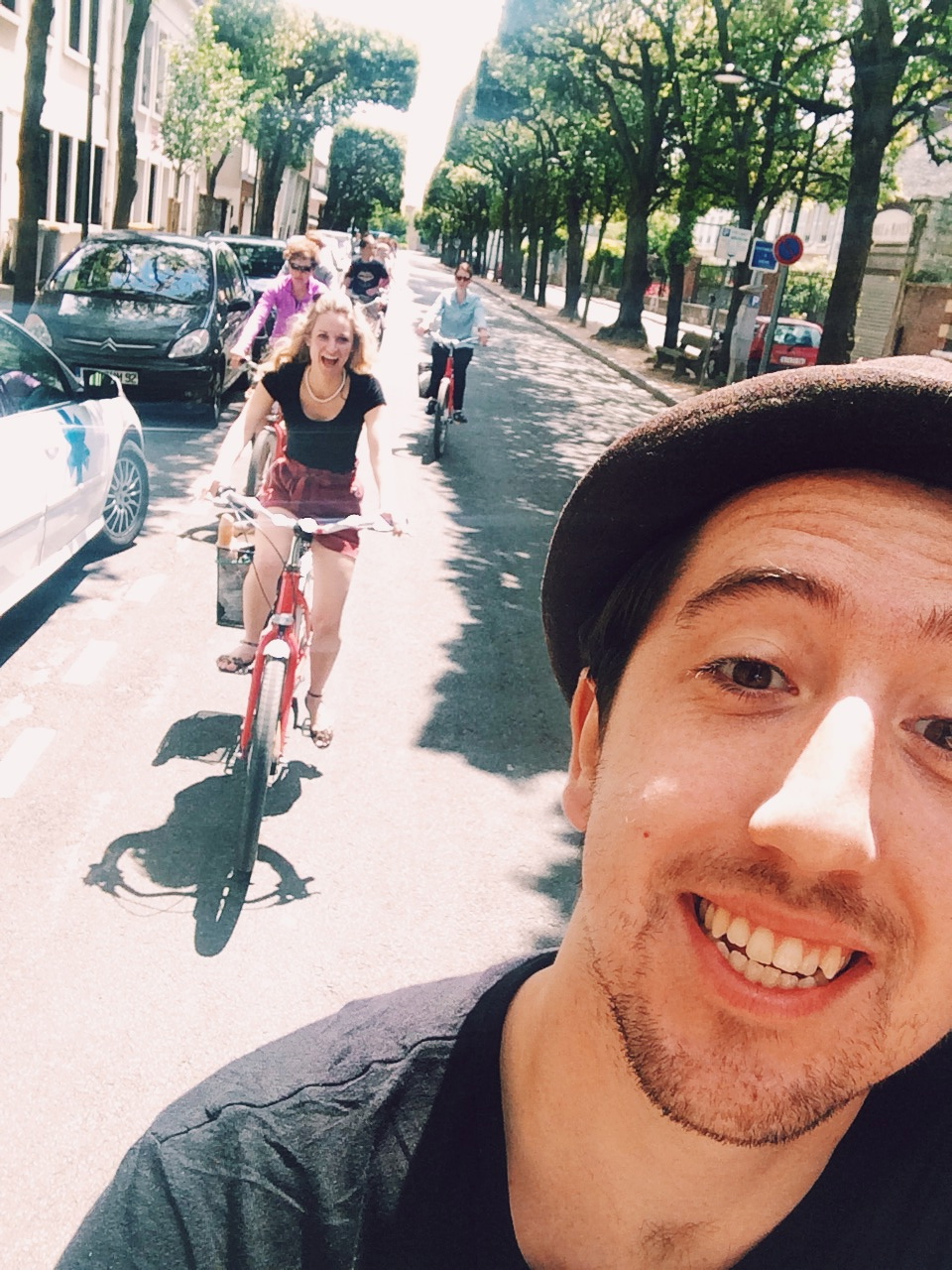 Monet bike tour