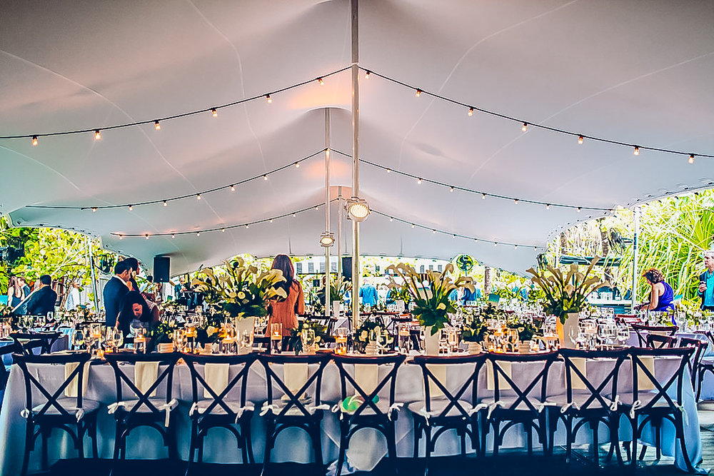 Wedding Stretch Tent Rental
