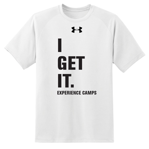 I Get It Under Armour T - $29.99