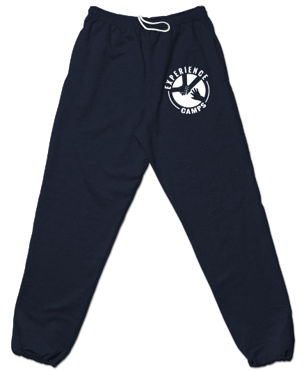 White ExCamps Logo Sweatpant - $37