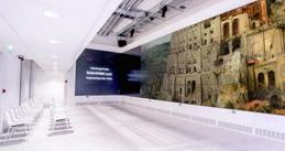 The Lab at Google Cultural Institute Website