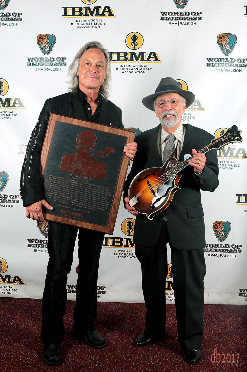 Jim and Roland White 2017 IBMA Awards photo credit David Brainard.jpg