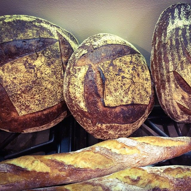 Recent loaves, photo by Sam Fromartz