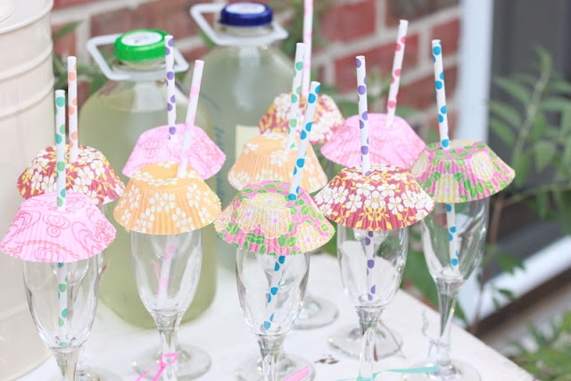 diy entertaining ideas for outdoor parties - Outdoor Party Supplies