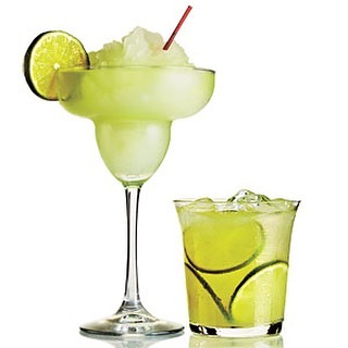 Margaritas !  Frozen or rocks.  Dreaming of a hot summer day!  Happy Thursday!