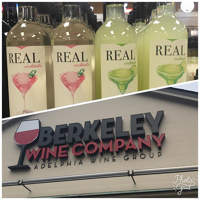 So excited to be in our hometown!  Berkeley Wine Company in Bernardsville!!!