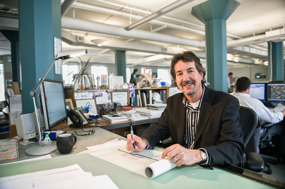 Jack Mousseau Principal, MOA Architecture LinkedIn