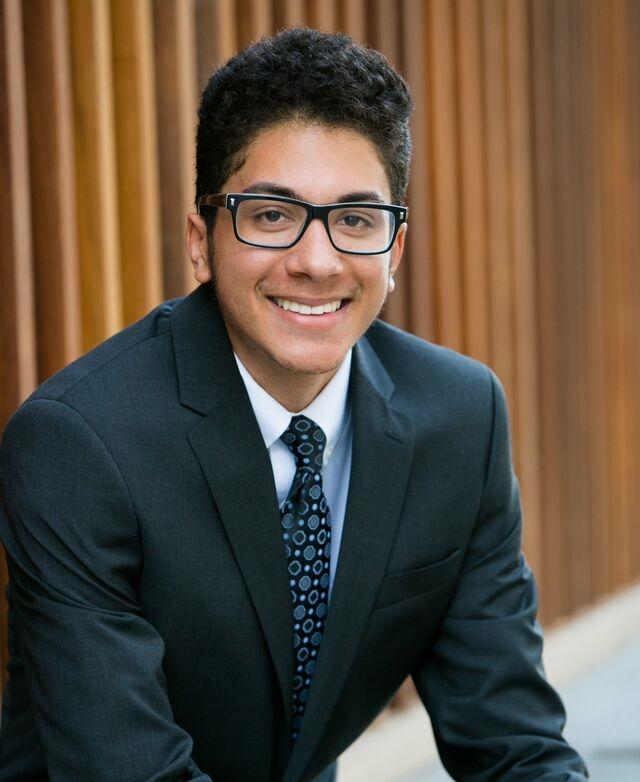 Jordan Drummond Business Applications Fellow