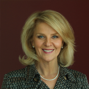 Larissa Herda   ,  Serial Telecom Executive