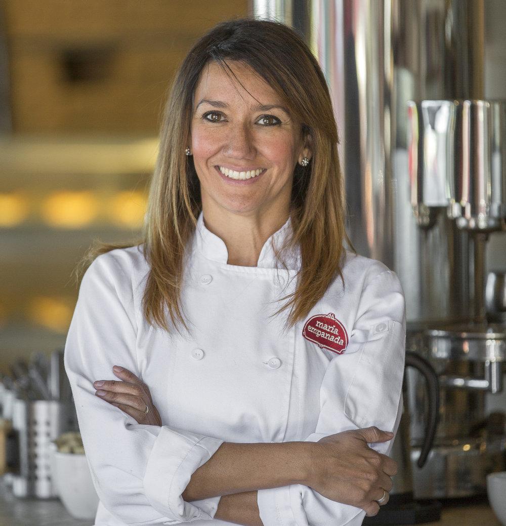 Lorena Cantarovici, CEO & Founder of Maria Empanada