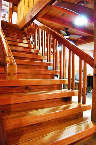 Incroyable Douglas_fir_stairs