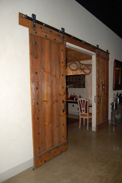 Reclaimed Wood Sliding Doors Jpg