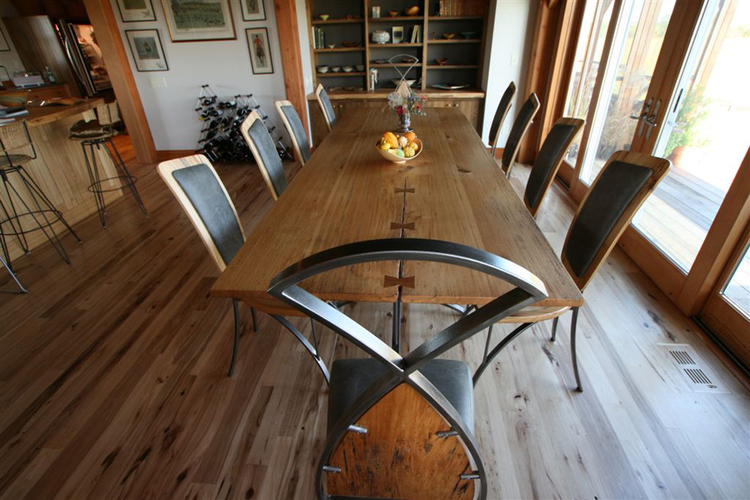 Custom Dining Chairs furniture images — newwoodworks