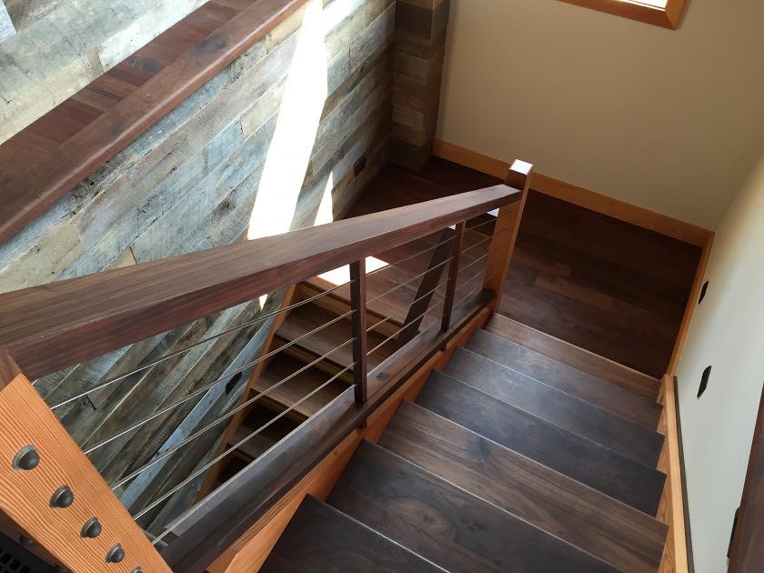 Attirant Stairs U2014 NEWwoodworks
