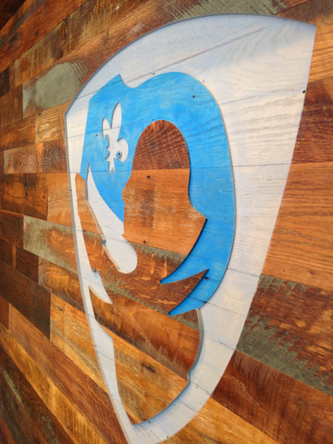 bank cnc logo on reclaimed wood by pioneer millworks newwoodworks.jpeg