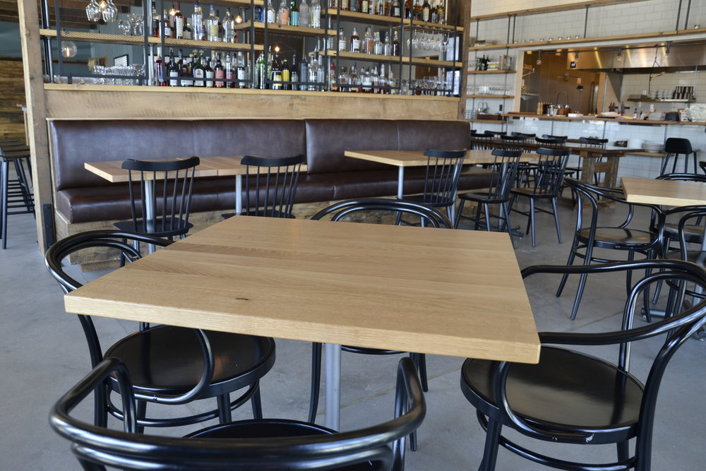 Restautant table tops
