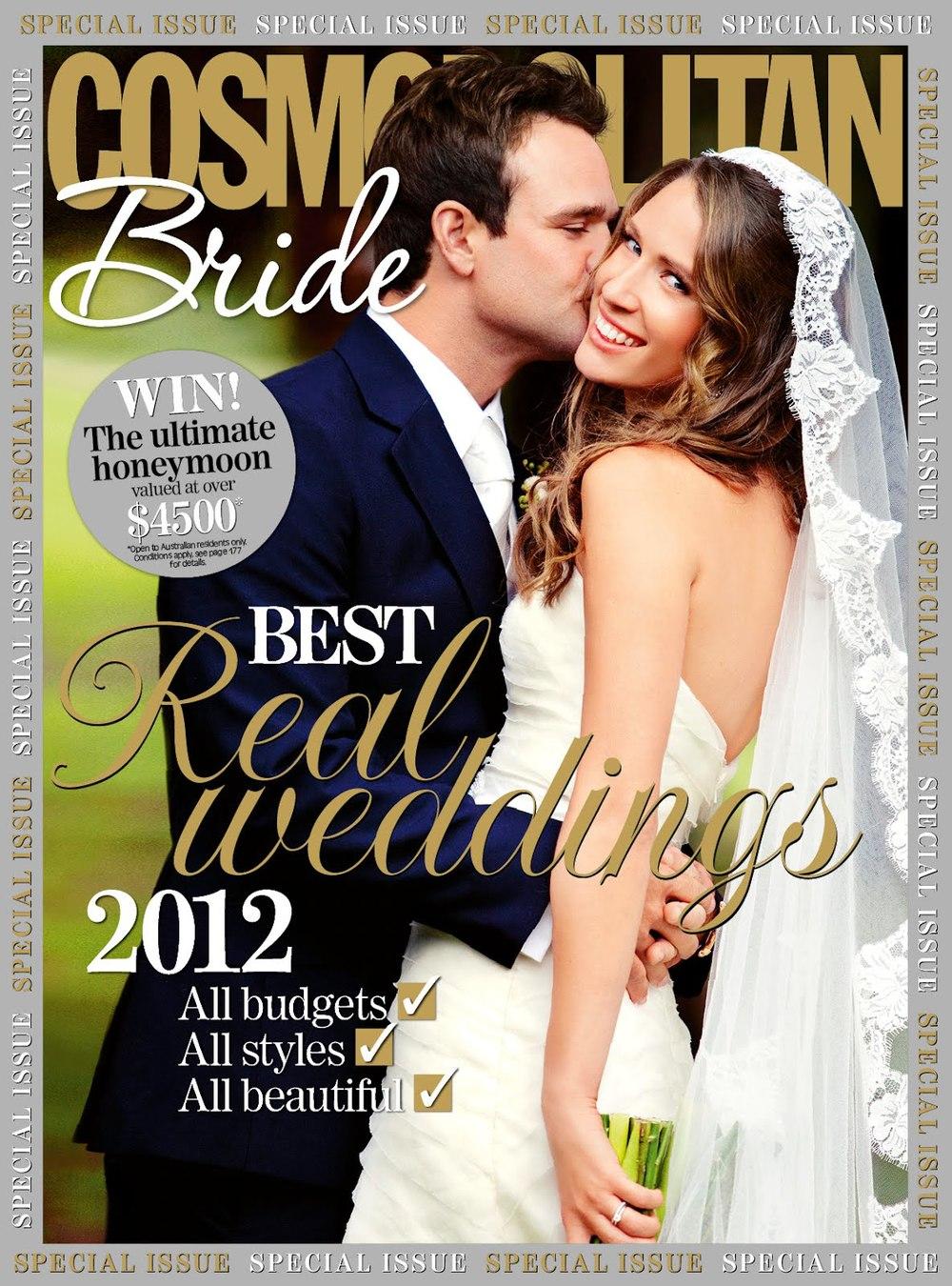 Real Weddings 2012