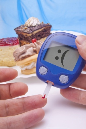 Blood sugar test - Ultimate Health Personal Training Center - Studio City, CA