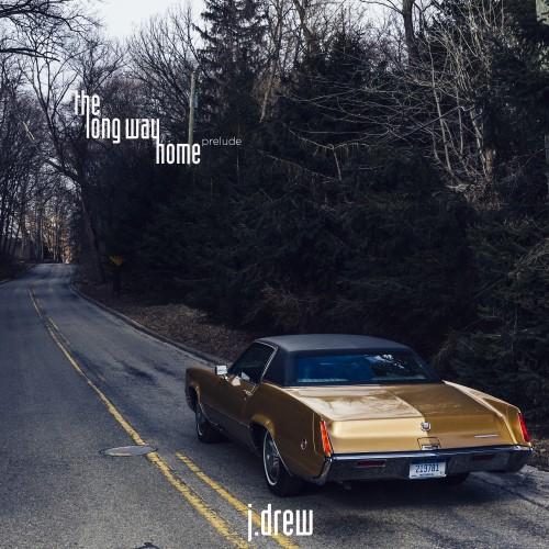 J Drew Sheard: The Long Way Home