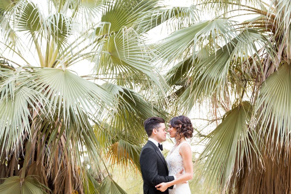 Michelle + Rich // Palm Springs, CA