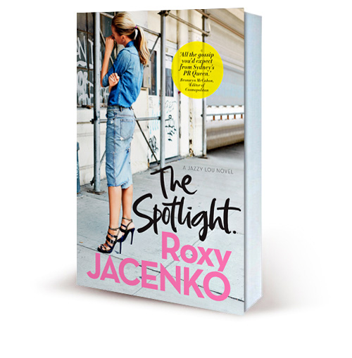 The Spotlight | Roxy Jacenko