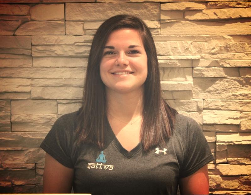 Melissa Sattva Athletic Therapist
