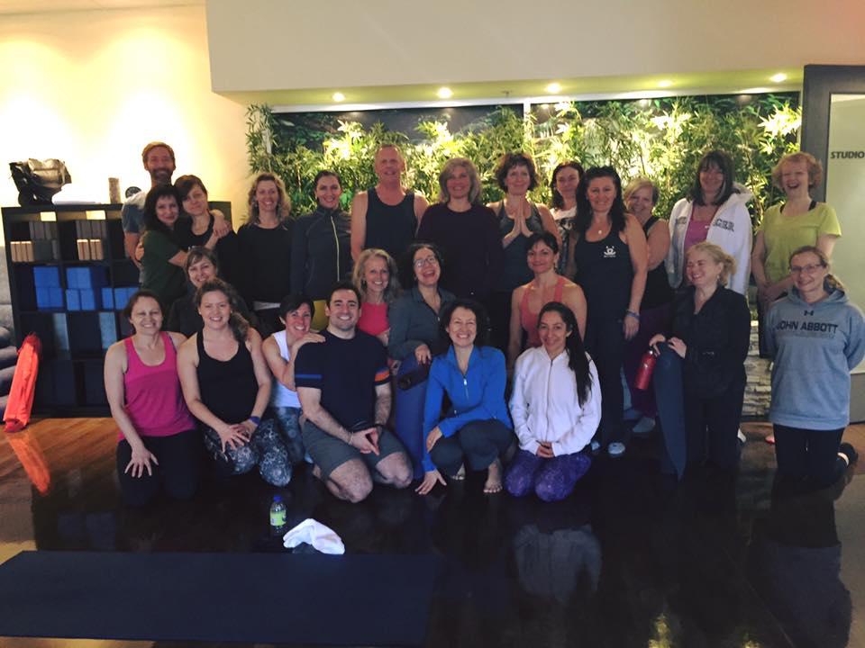 Sattva Yoga Beaconsfield Studio