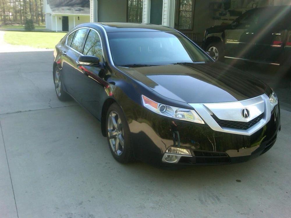This Acura's Paint is Saved with Paint Protection Film