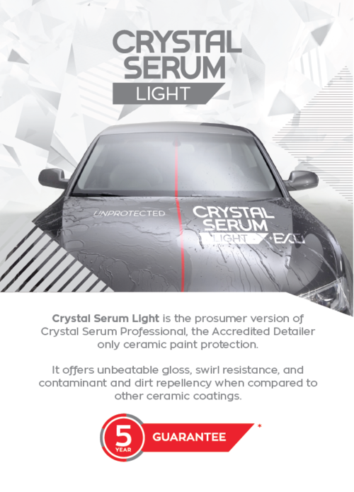 Crystal Serum Light - More Information