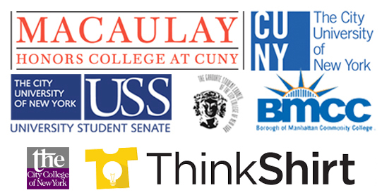 """If you are interested in sponsoring TEDxCUNY 2015, please email  tedxcuny@gmail.com with the subject """"TEDxCUNY 2015 Sponsor Inquiry."""" We will respond to your email with more information, including our sponsorship packages."""