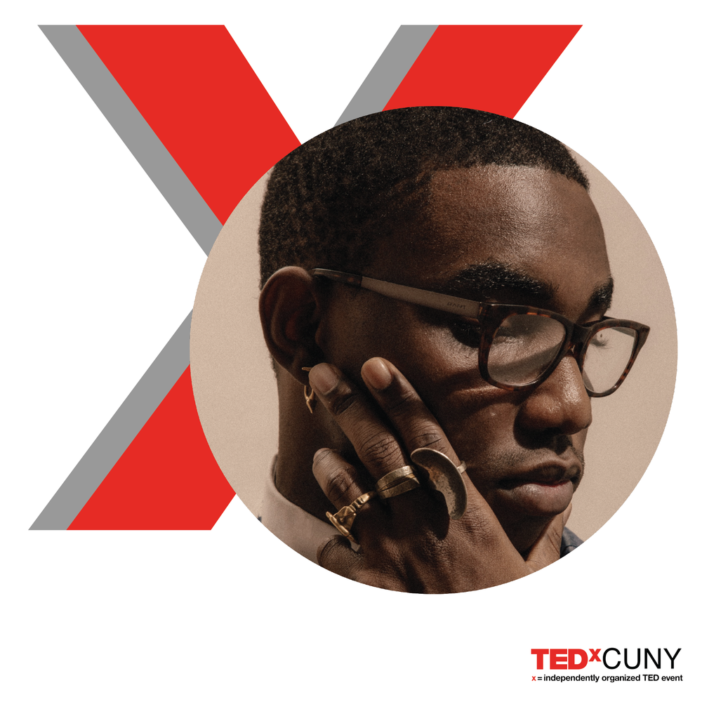 "Eli Fola, a winner of the Student Speaker Competition, is a Nigerian born, New York based multimedia artist, vocalist, saxophonist, DJ and music producer. His debut EP, ""The Platform"", was released on March 28, 2016. He is the founder of Tech Afrique, an independent record label and event company that serves as a platform for releasing his projects and is the musical sound Eli Fola is pioneering. Eli Fola is currently a graduate student at The City College of New York pursuing a master's degree in Branding and Integrated Communications."