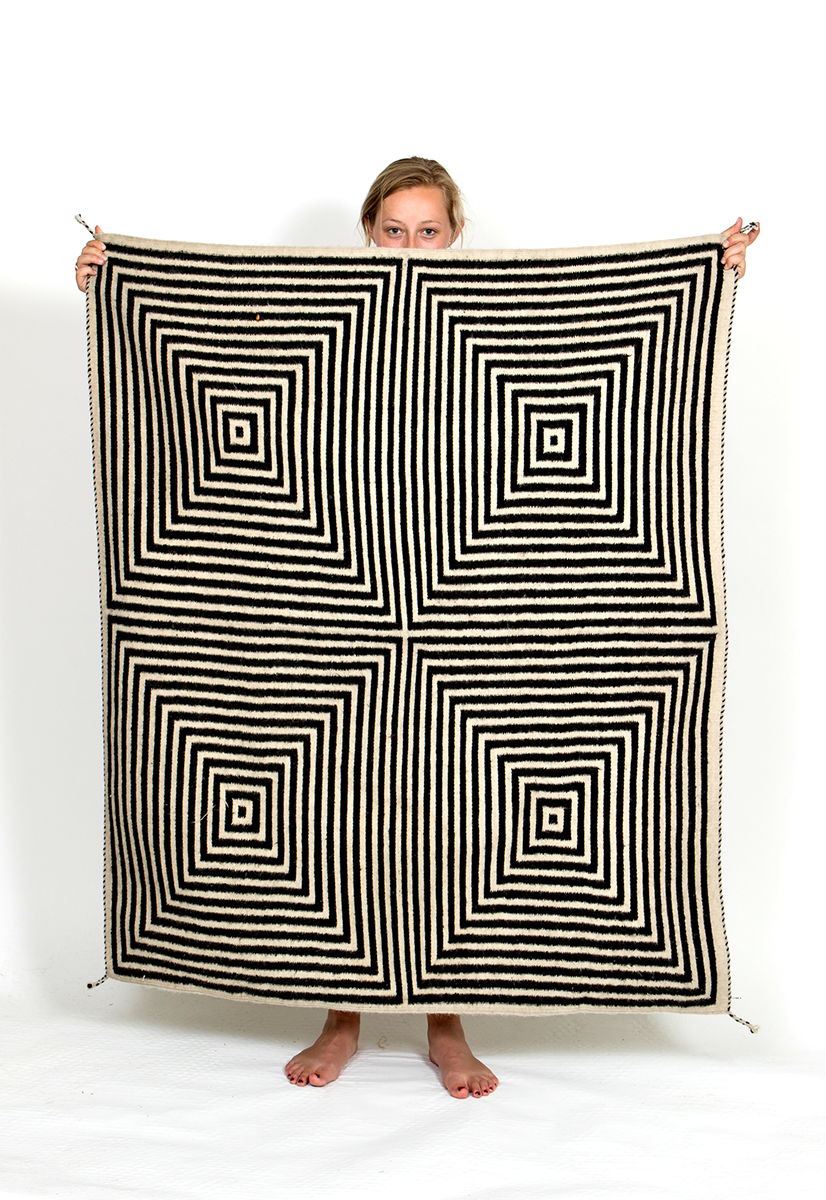 Black and White Square Rug.png