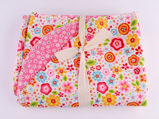 Sunshine Pink by Riley Blake Design C603 - Pretty Pink P5321 - Bright Red