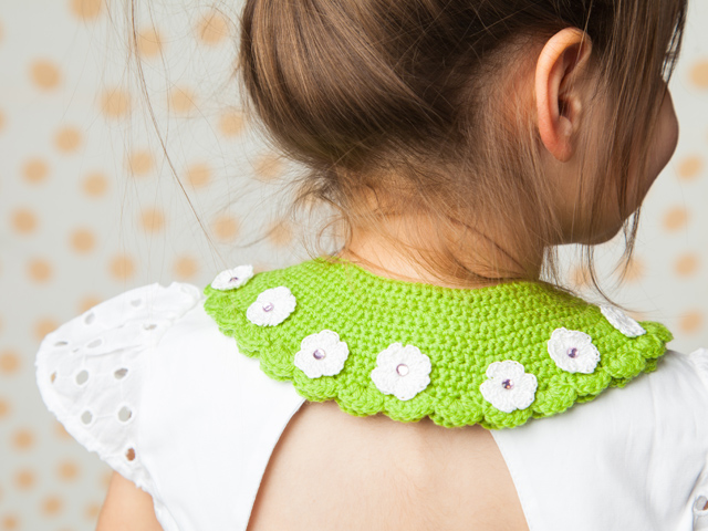 Crochet Collars patterns