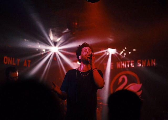 Houston in lights 📷: @travisposton