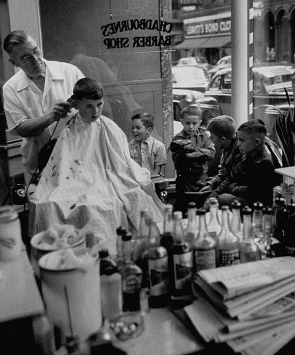 class trip to the barbershop by mannydem the vintage barber shops pool flickr pool