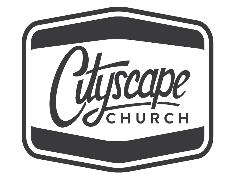 cityscape church