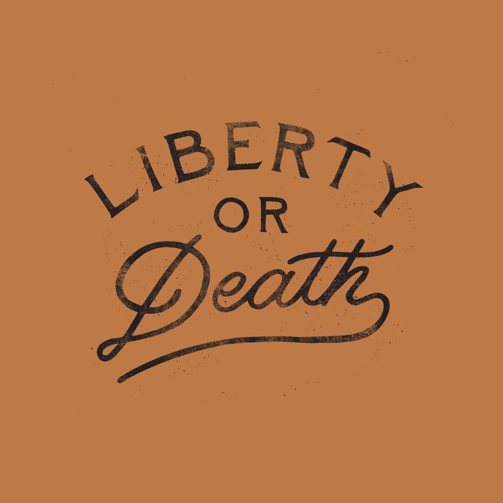 LibertyorDeathfront(5x5)BonCamel.jpg