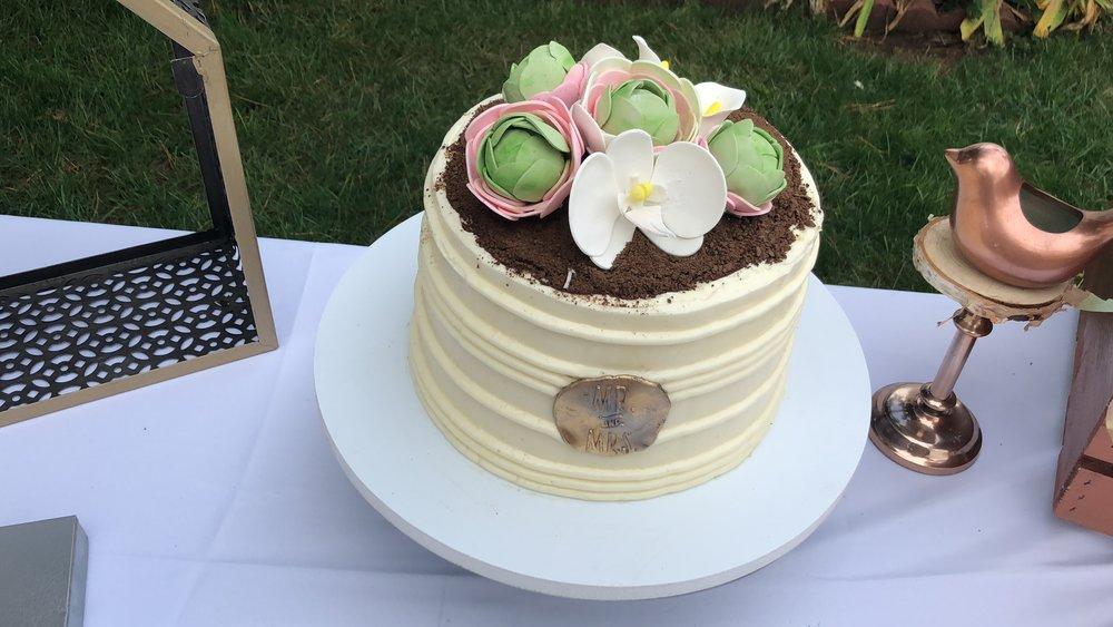 LET LOVE GROW - WEDDING SHOWER -QUEENS, NEW YORK