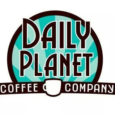 Many thanks to Daily Planet for donating the coffee we brew for Sunday services!