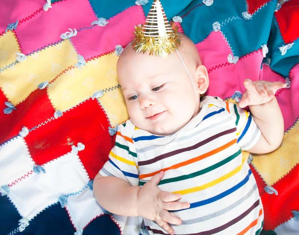 My Only Sunshine || Noah's Half-Birthday Celebration #ohjoyfortarget #ohjoy