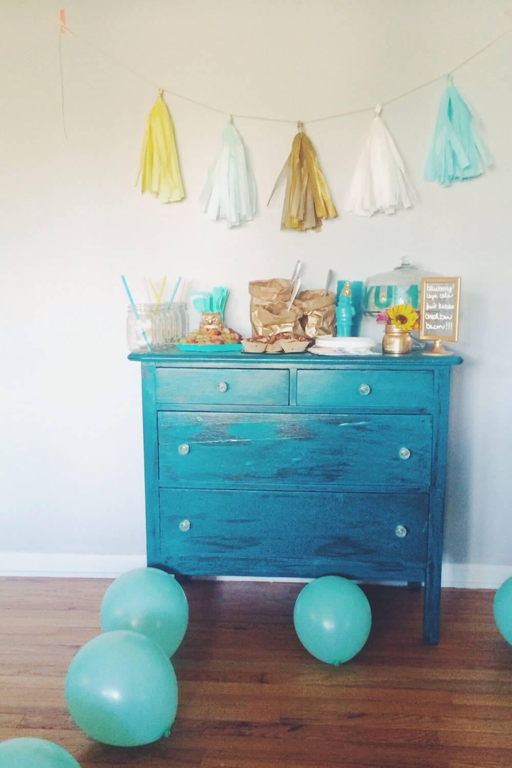 My Only Sunshine || Birthday Brunch Decorations