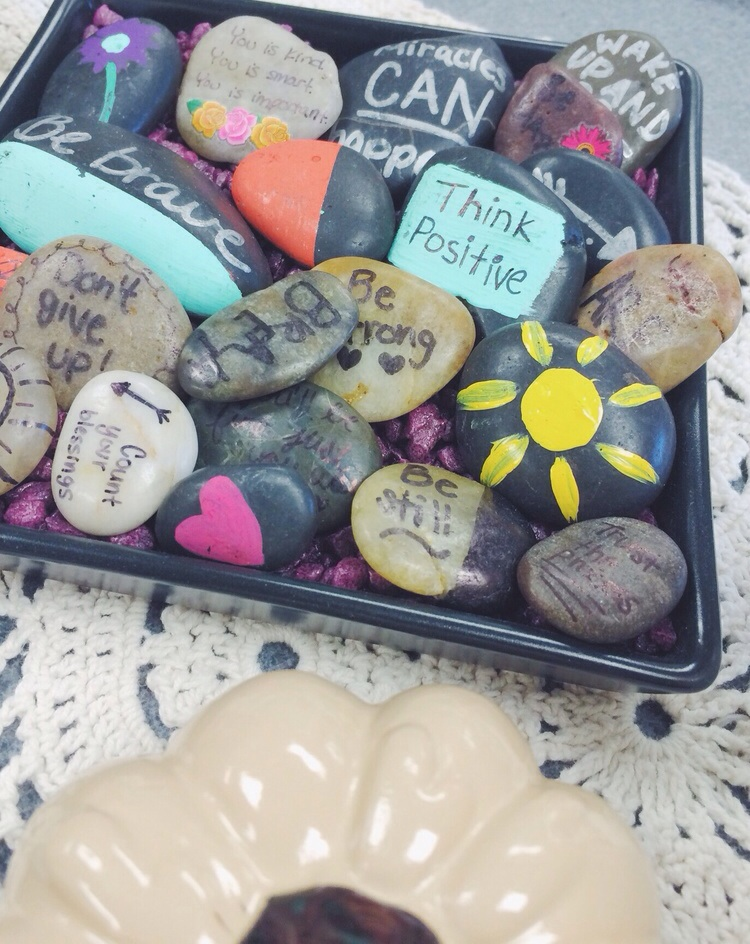 Inspiration Rocks (click through for more photos)