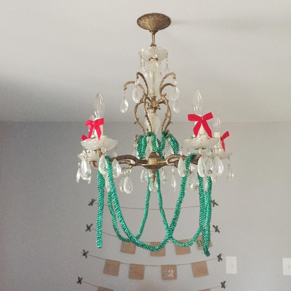 DIY Tacky Christmas (click through for details)